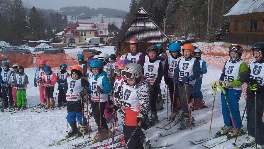 Mistrzostwa Szkół Podstawowych w Slalomie