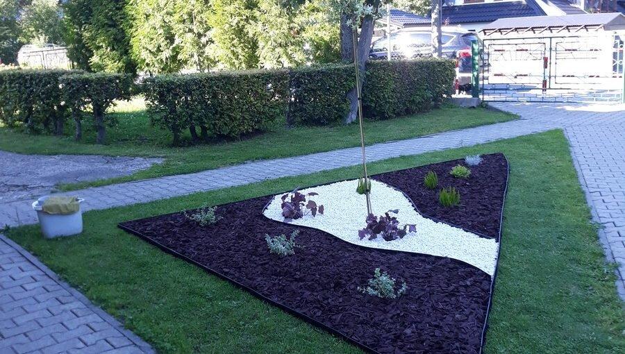 Innowacja - ogródek szkolny
