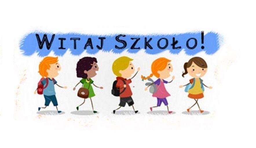Uroczyste rozpoczęcie roku szkolnego 2021/2022 - 1 września 2021