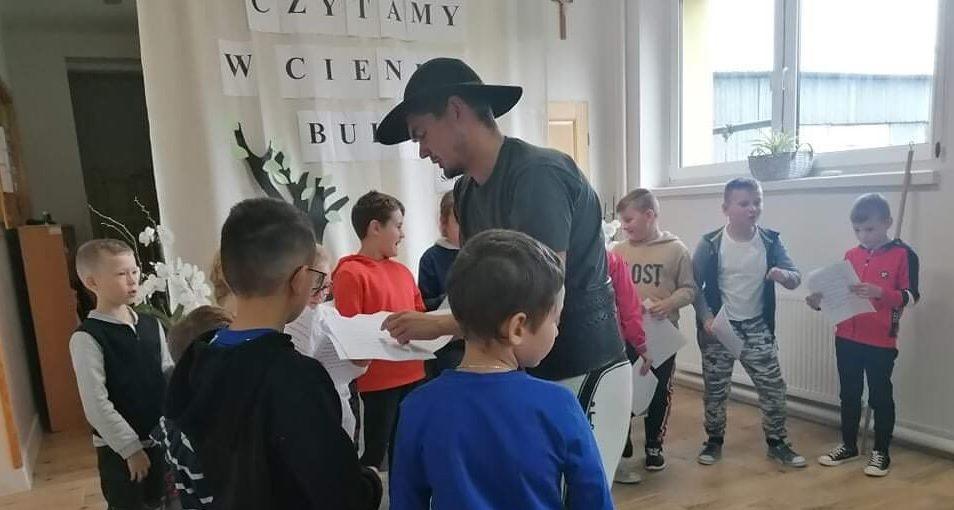 """""""W co gra Orawska Grupa Teatralna""""- warsztaty z reżyserem"""